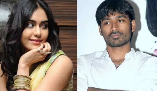 dhanush and adah sharma