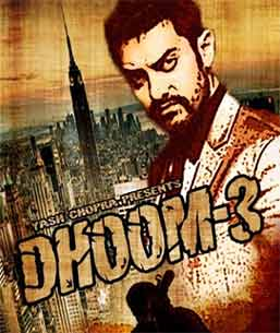 Amir Khan's movie dhoom 3