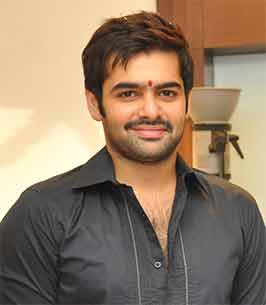 actor Ram Pothineni
