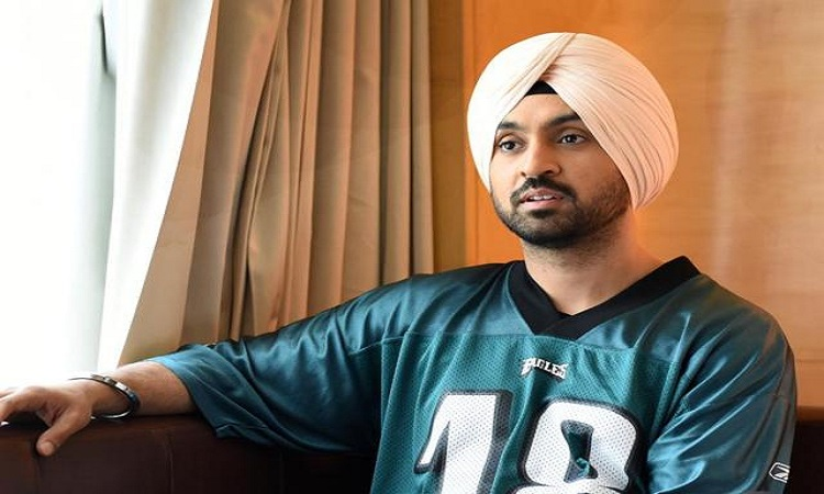 diljit dosanjh talks about working in south