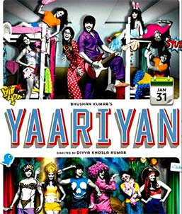 movie review of yaariyan