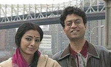 irrfan khan and tabu in Life of Pi movie