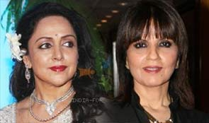 hema malini performs as Radha for neeta lulla at LFW