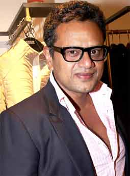 Indian designer Naeem Khan