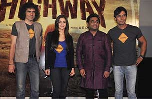 imtiaz ali's movie highway