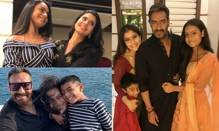 ajay talks about his kids getting trolled