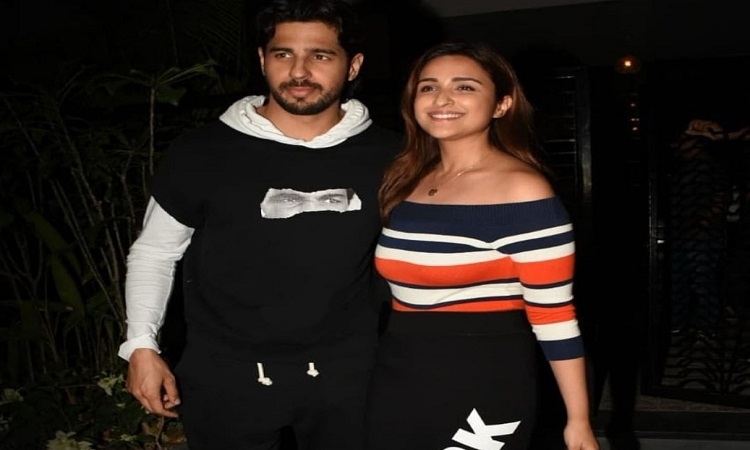 sidharth and parineetis dinner date