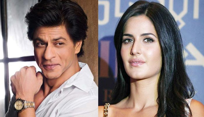 SRK and katrina kaif