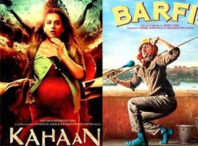kahaani and Barfi