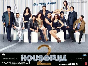 movie review of housefull 2