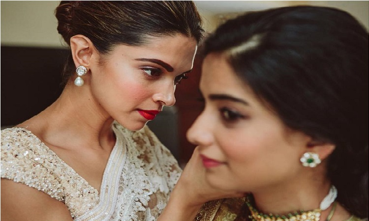 deepika is the perfect bridesmaid in these pictures