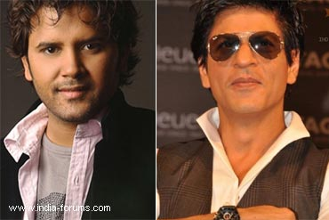 I want to sing for shah rukh khan : javed ali