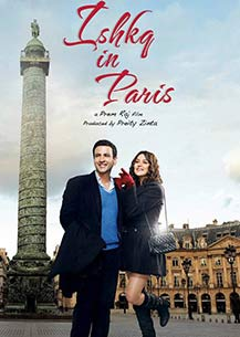 Movie review of Ishkq in Paris