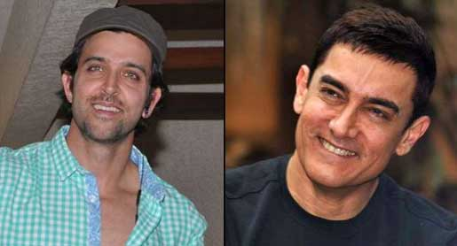 aamir khan and hrithik