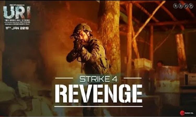 the men in uniform seek revenge