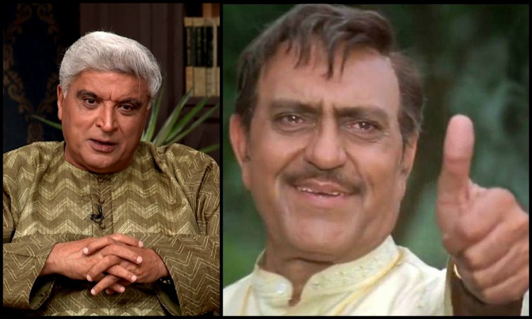 javed akhtar reminisces amrish puri's journey