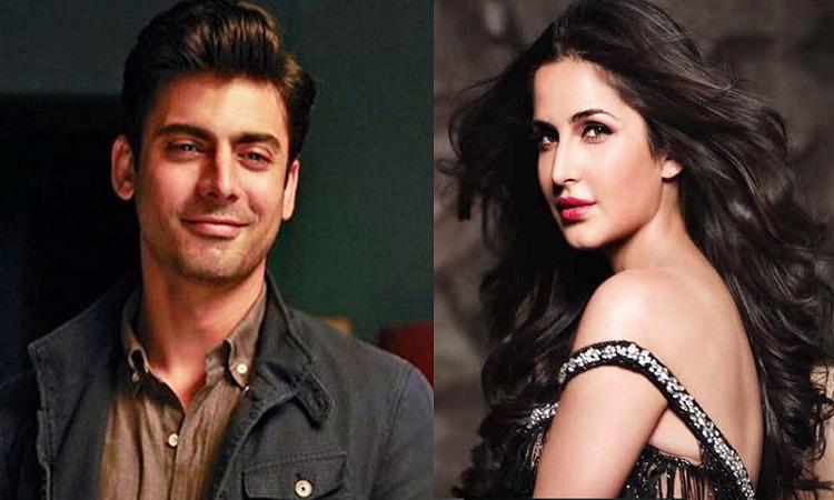 a collage of fawad khan and katrina kaif