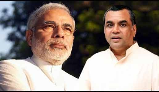paresh rawal and narendra modi