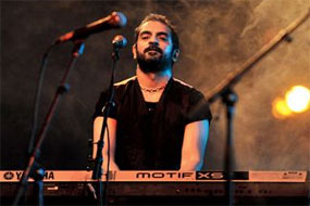 musician Karsh Kale