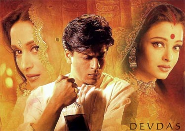 sanjay leela bhansalli's movie devdas