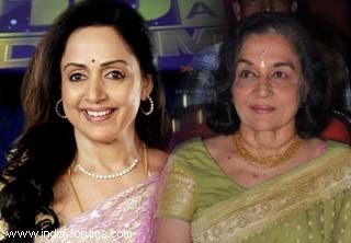 hema malini and asha parekh
