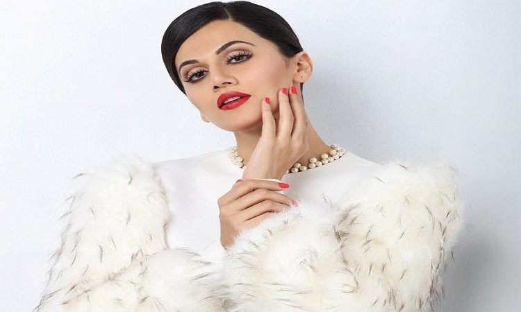 taapsee sets a new example