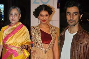 jaya bachchan, kunal kapoor and payal rohatgi