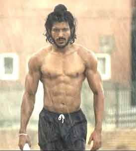 farhan akhtar six pack