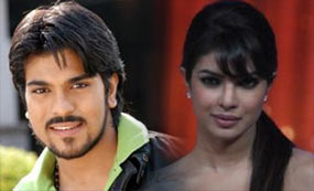 ram charan teja and priyanka chopra