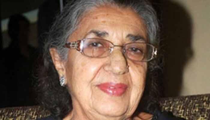 Nargis Rabadi aka shammi aunty