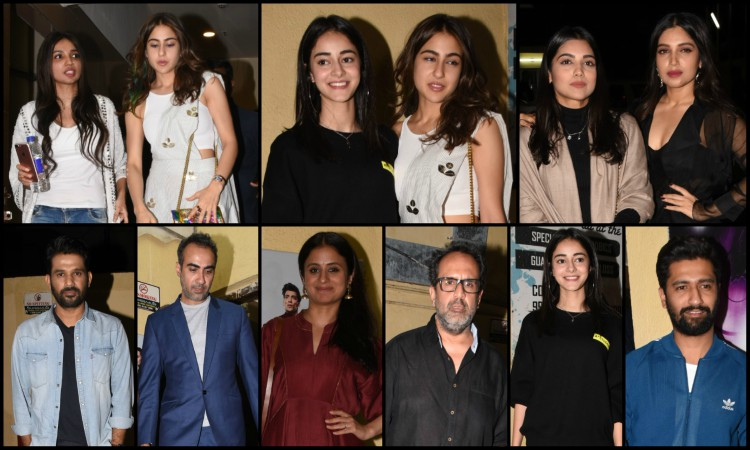 celebs spotted at sonchirirya special screening