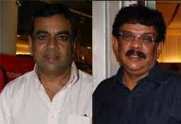 paresh rawan and priyadarshan