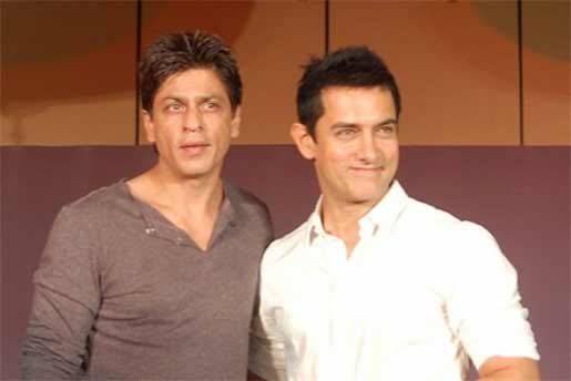 Amir and Shahrukh