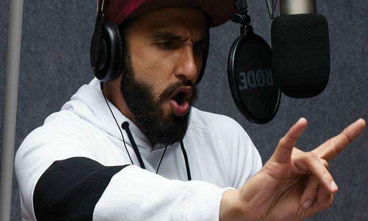 ranveer singh says rapping always excited him