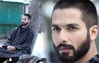 shahid kapoor's movie haider