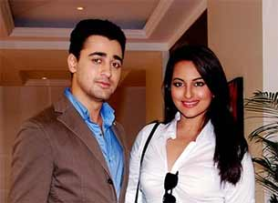 sonakshi sinha and imran khan
