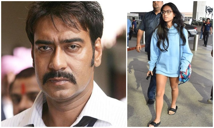 ajay devgan shuts all the trolls on daughter nysa