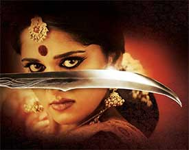 rudrama devi movie