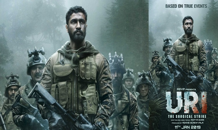 uri maintains a stronghold on the box office