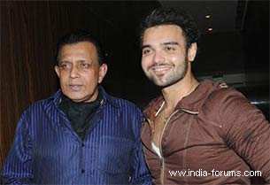 Mithun and Mahaakshay Chakraborty