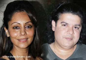 gauri khan and sajid khan