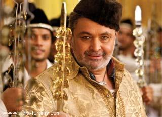 rishi kapoor as Rauf Lala in agneepath movie