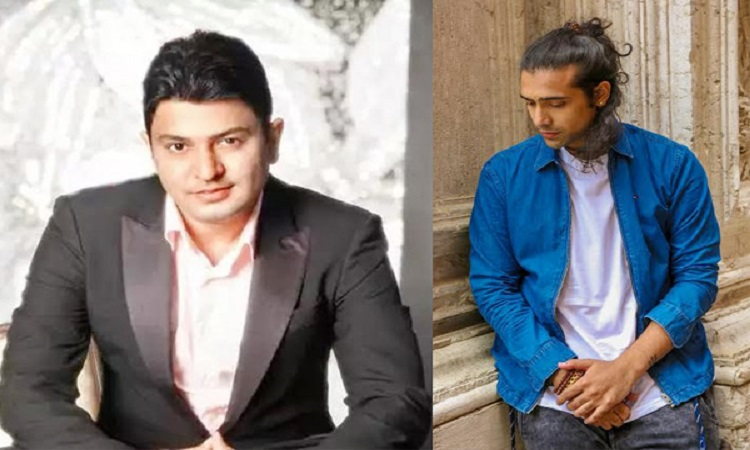 bhushan promotes singles