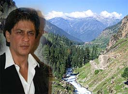 shahrukh khan in pahalgam