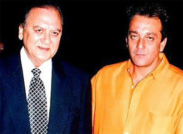 sanjay dutt and his father sunil dutt
