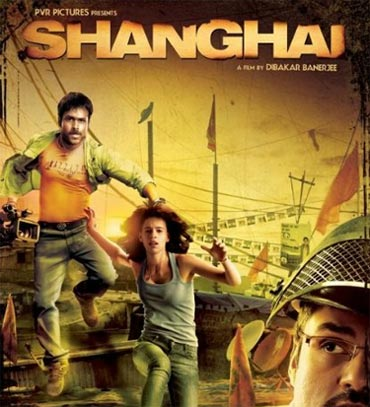 High court refuses stay on release of film 'shanghai'