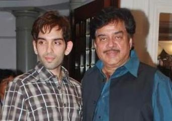 shatrughan sinha stable, says son luv singha