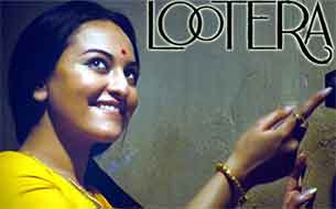 sonakshi sinha in lootera movie
