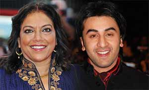mira nair and ranbir kapoor