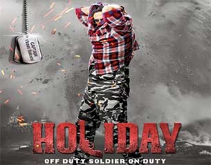 Holiday : A Soldier Is Never Off Duty movie to soon mint Rs.50 crore